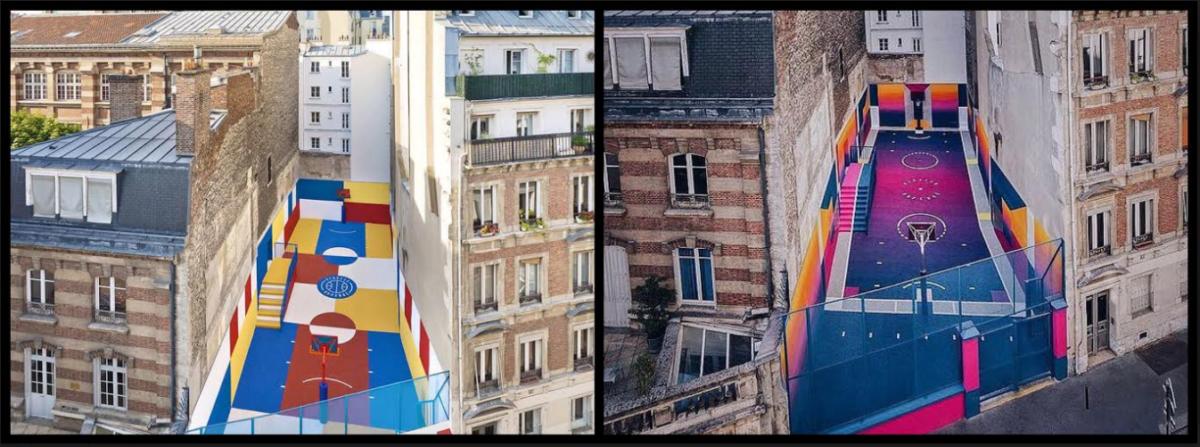 colori di Pigalle Duperré court 2015