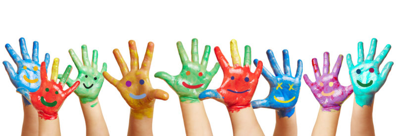 Il colore nei disegni dei bambini
