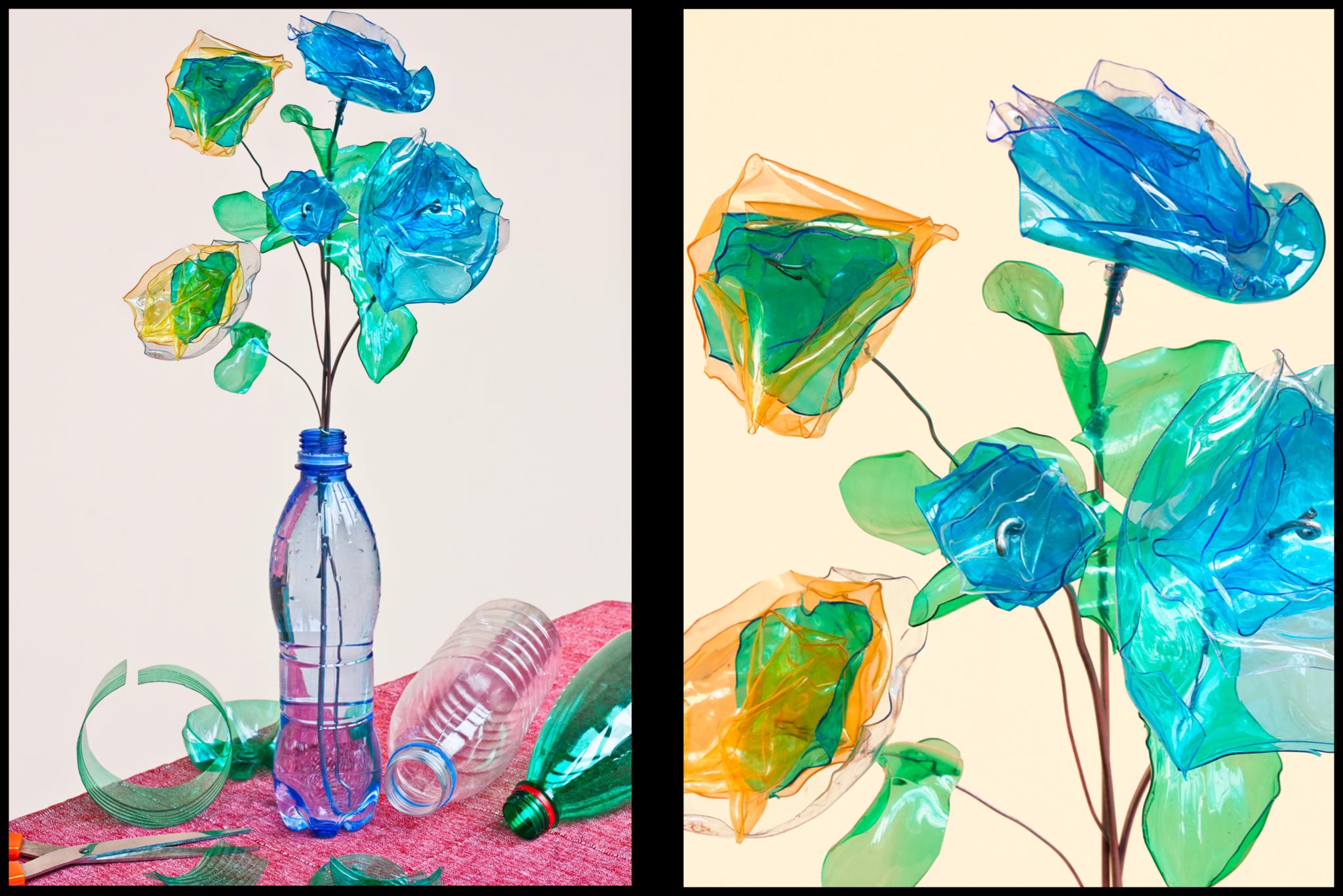 Bricolage Con Bottiglie Di Plastica.Come Riciclare Le Bottiglie Di Plastica Tilas Industria Vernici 1957
